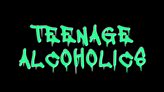 how to help teenage alcoholics